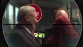 Кадиров опублікував відео з опозиціонером Касьяновим «у прицілі гвинтівки»