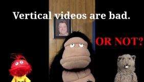 Як професійні редакції вчаться знімати вертикальне відео