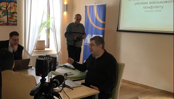 «Журналістика – це не поле бою, а інформування аудиторії», - Валерій Іванов