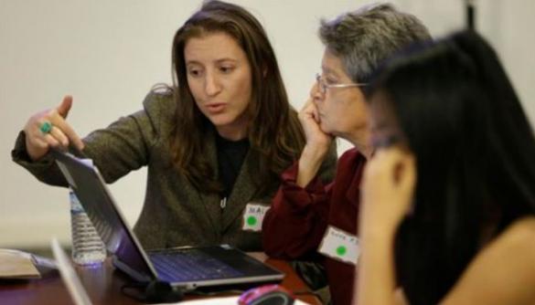 Жінки об'єдналися в ініціативі редагування «Вікіпедії»
