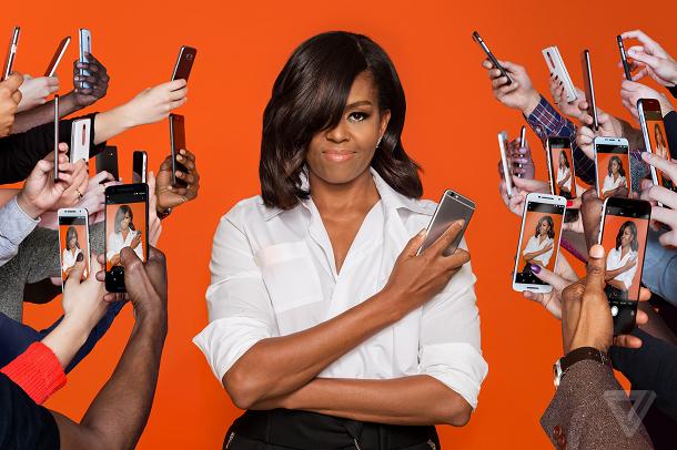 Мішель Обама вважає, що соціальні мережі є найкращим шляхом комунікації із молодими людьми