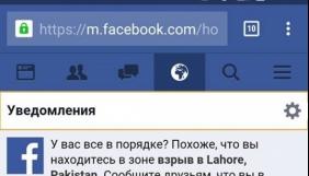 Facebook випадково активував функцію перевірки безпеки по всьому світу