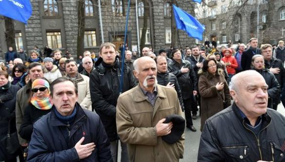 Комітет ВР вимагатиме від NYT спростування статті про корупцію в Україні