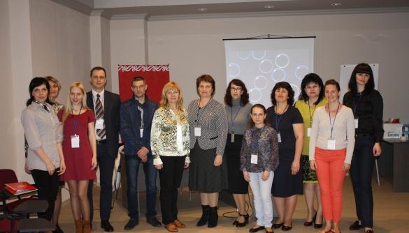 Представники судів Черкащини пройшли навчання з проведення брифінгів і інтерв'ю