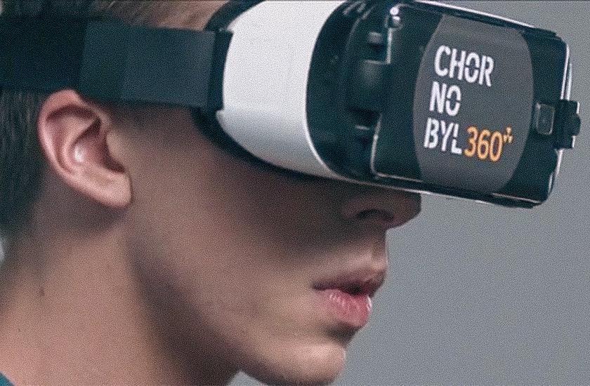 Українці збирають гроші на фільм про Чорнобиль для гаджетів віртуальної реальності