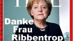 У Facebook шириться фейкова обкладинка журналу Time із Ангелою Меркель
