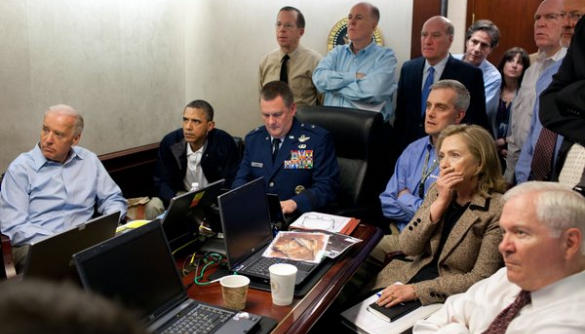 ЦРУ у Twitter відтворило хід операції з ліквідації Усами бен Ладена