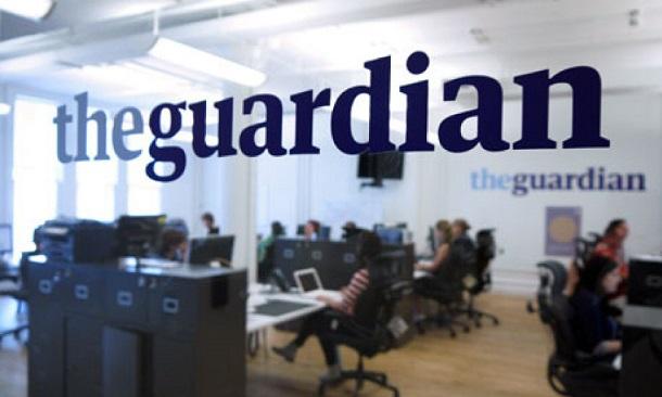 Як The Guardian висвітлює українські скандали та корупцію