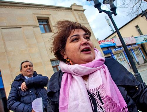 Хадіджу Ісмаїлову звільнили з азербайджанської в'язниці