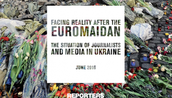 «Репортери без кордонів»: «Ви не поборете пропаганду пропагандою»