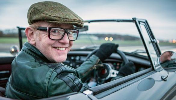Кріс Еванс покинув Top Gear. Колишня колега звинуватила його в домаганнях