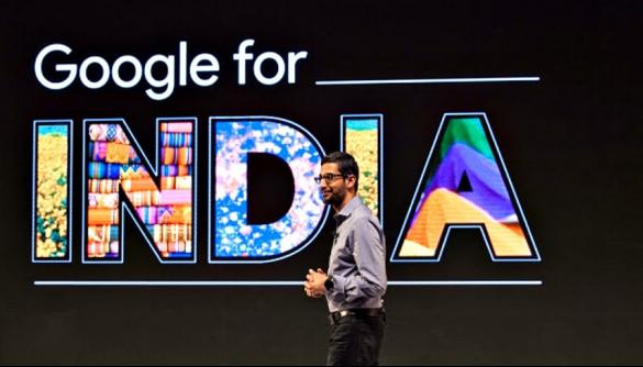 Google запускає програму з навчання 2 мільйонів розробників в Індії