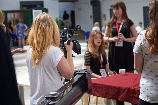 Кіно зі шкільної парти: Як у Польщі виховують критичного глядача