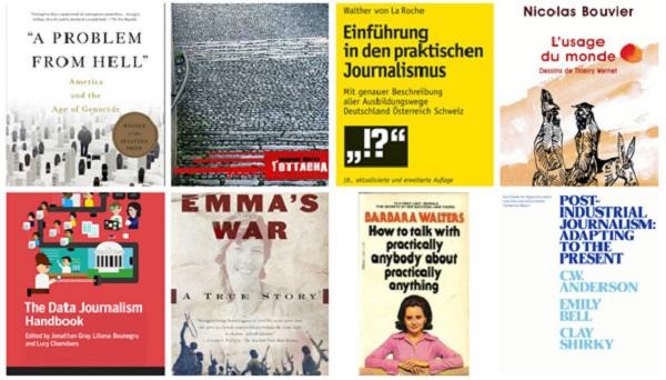 Must read книжки для журналістів: поради восьми іноземних медійників