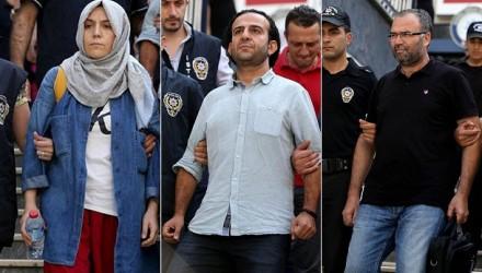 Чому арештовують турецьких журналістів? Хроніка подій
