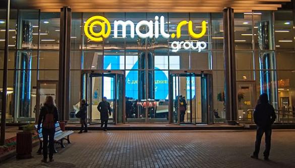 Mail.ru Group повідомила про ріст прибутку на 14% за півроку