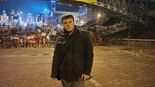 Олександр Аронець: «Мій стрім мотивував людей приїхати на Майдан»