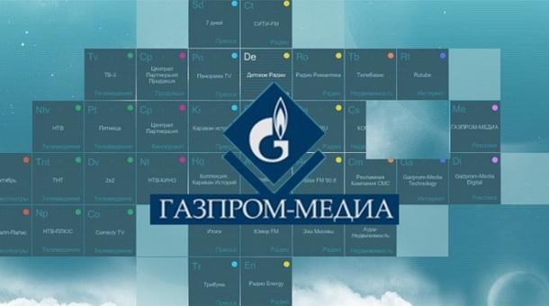 Холдинг «Газпром медіа» потрапив під санкції США