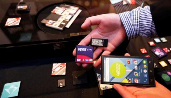 Google призупиняє розробку модульного смартфона Ara