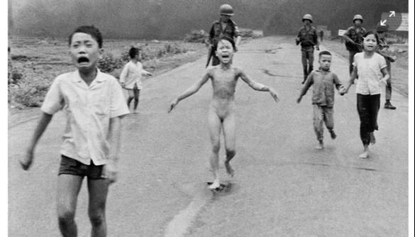 Цукерберга розкритикували за видалення фотографії часів В'єтнамської війни