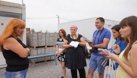 До 21 вересня - реєстрація журналістів-переселенців на тренінги «Голос місцевих ЗМІ»