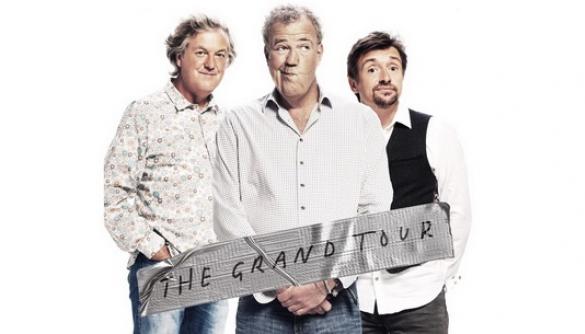 Колишні ведучі Top Gear показали трейлер до шоу The Grand Tour