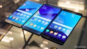 Samsung тимчасово призупиняє виробництво Galaxy Note 7