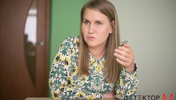 Катерина М'ясникова: «Офіційна Україна дуже підставляється в реакції на надзвичайні ситуації, пов'язані з медіа»