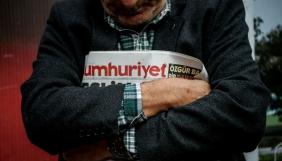 Влада Туреччини заарештувала главу опозиційної газети