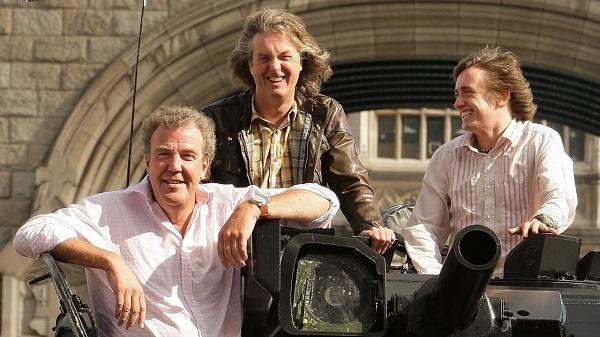 Нове шоу екс-ведучих Top Gear будуть показувати в 200 країнах