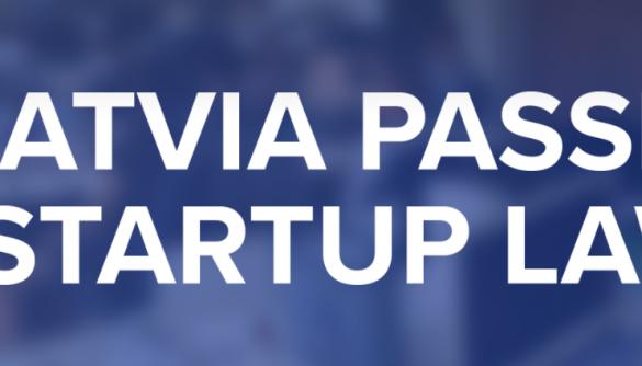 Латвія першою ухвалила закон про податкові пільги для стартапів