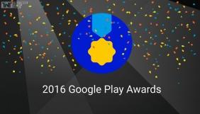 Google назвала кращі додатки 2016 року