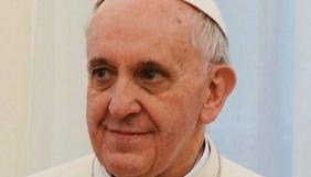 Папа Франциск назвав інтернет даром Божим
