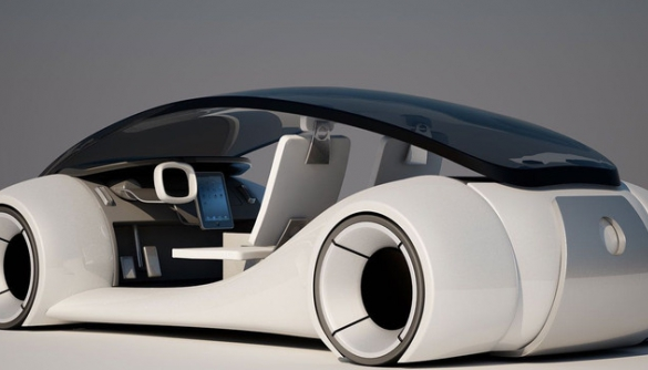 У Apple визнали, що розробляють автомобіль без водія