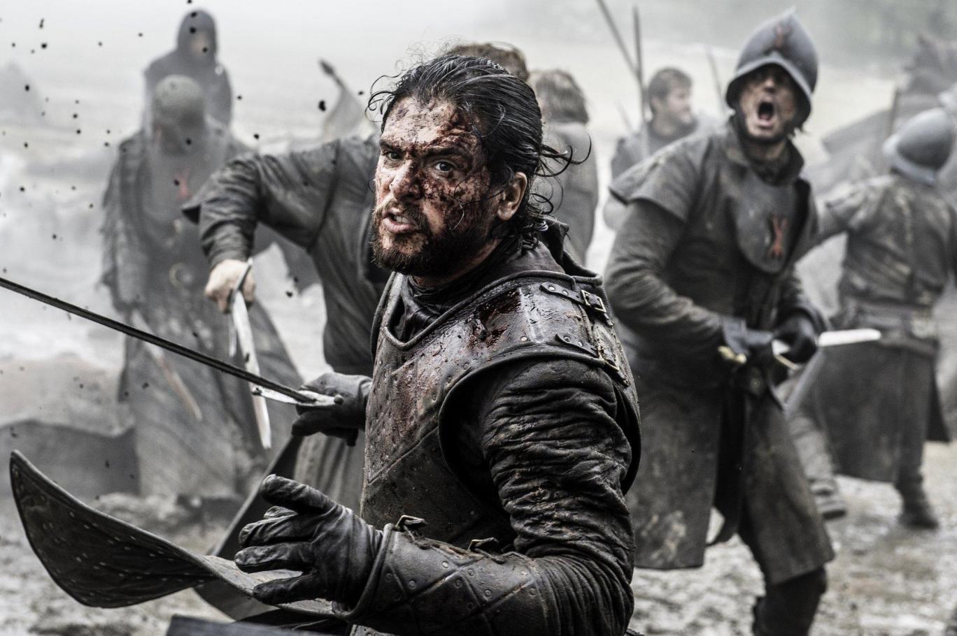 Стала відома дата виходу нового сезону «Гри престолів»