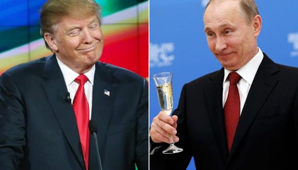 Небезпечні зв'язки. Як американські медіа оцінюють відносини Трампа з Путіним?