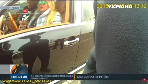 Брюнетки проти білявок на телеканалі «Україна»