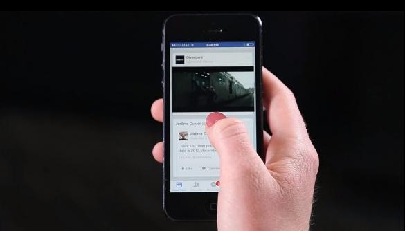 Facebook запустив автоматичне програвання відео зі звуком у стрічці