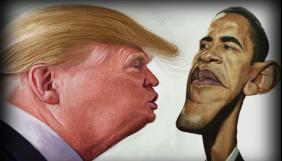 Трамп розкритикував Обаму в Twitter, зокрема, через Крим