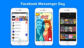 Facebook запускає нову функцію Messenger Day