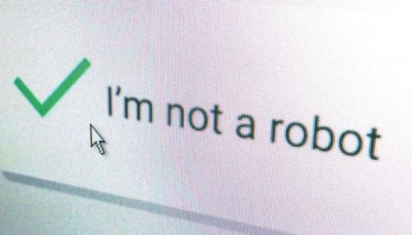 Нова технологія Google прибере «капчі» з сайтів