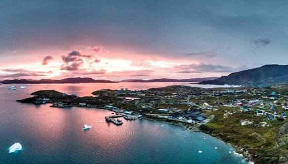 Опубліковані унікальні фото Ґренландії в проекті від Arctic Times Project та світових журналістів