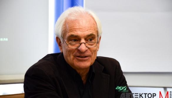 Німецький воєнний журналіст Дітмар Шуманн: «Ви маєте показати, що ви ліпші, ніж росіяни»