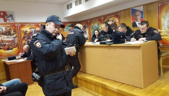 У Москві затримали репортера британської газети The Guardian