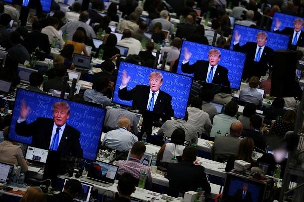 Трамп як стимулятор медіаграмотності