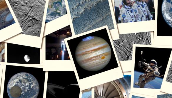 Величезний архів NASA з фото і відео досліджень космосу у вільному доступі