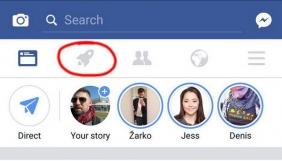 Facebook тестує альтернативну стрічку новин