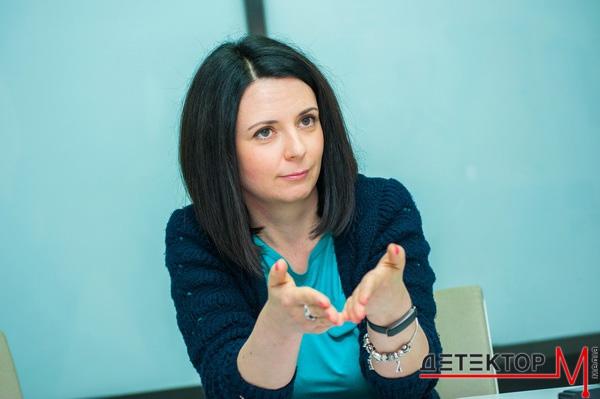 Ми готові співпрацювати з університетами — керівниця відділу розвитку та навчання «1+1 медіа» Вікторія Гнап
