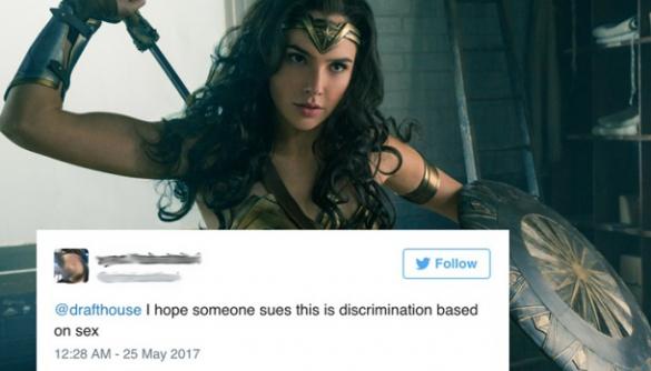 Кінотеатр в США запустив вечір показу «Диво-жінки» лише для жінок - його звинуватили в сексизмі