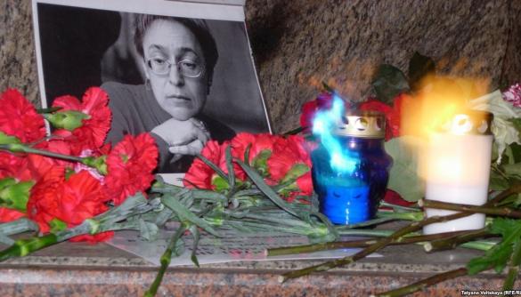Чоловік, засуджений за вбивство журналістки Політковської, помер в тюрмі